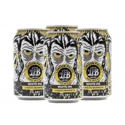 London Fields 3 Weiss Monkeys  5.0%