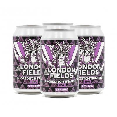 London Fields Shoreditch Triangle IPA 5.5%