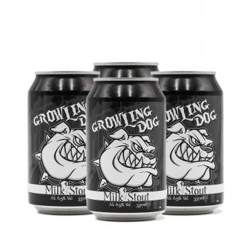 Growling Dog Milk Stout 6.5%