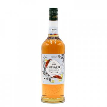 Giffard Vanilla Syrup