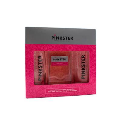 Pinkster Pink Gin Gift Set