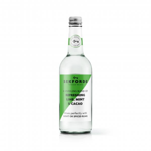 Sekforde Lime, Mint & Cacao Mixer for Rum