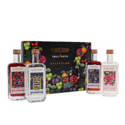 Silent Pool Distillers Small Batch Miniatures Gift Box