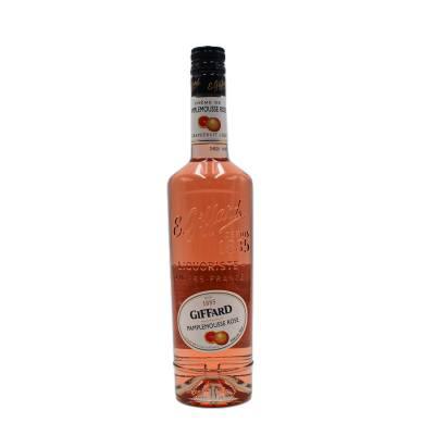 Giffard Crème Pamplemousse Pink Grapefruit Liqueur