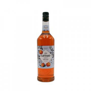 Giffard Peach Syrup