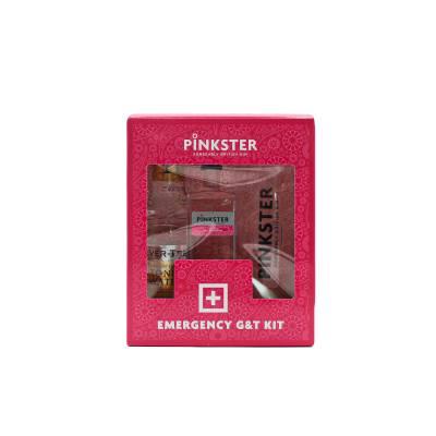 Pinkster Emergency G&T Kit