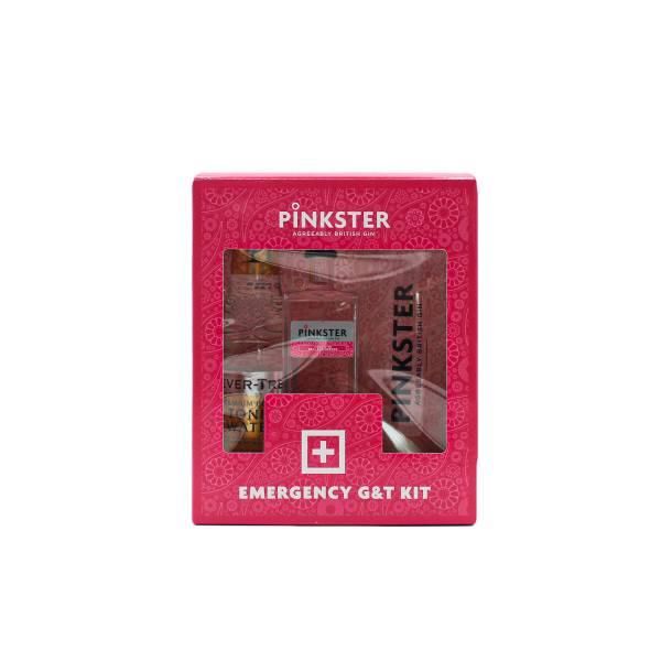 Pinkster Emergency G&T Kit (37.5%, 5cl,)
