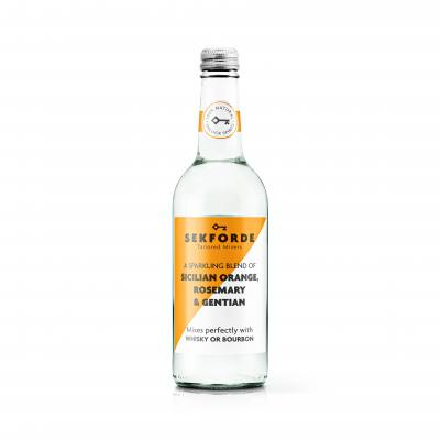 Sekforde Sicilian Orange & Rosemary Mixer for Whisky
