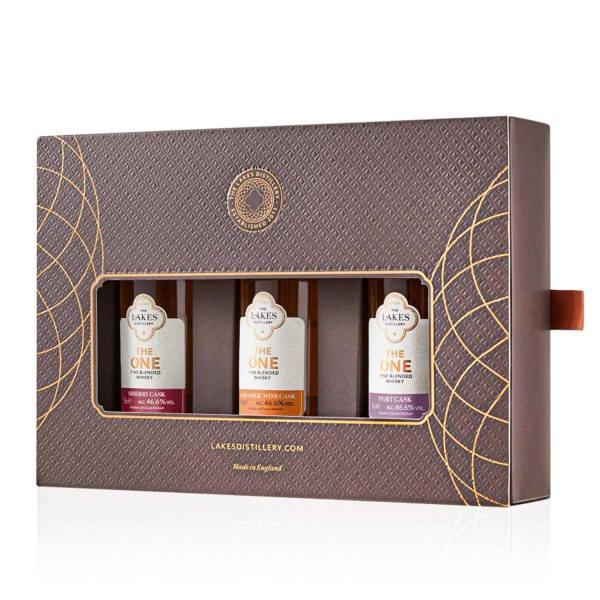The Lakes Whiskey Gift Set