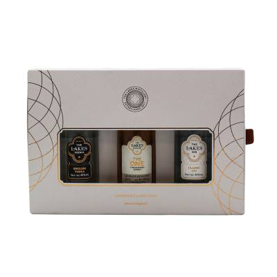 The Lakes Distillery Classic Spirits Gift Box