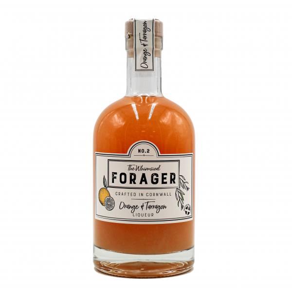 Whimsical Forager Orange & Tarragon Liqueur