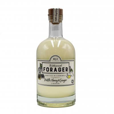 Whimsical Forager Nettle Honey & Ginger Liqueur