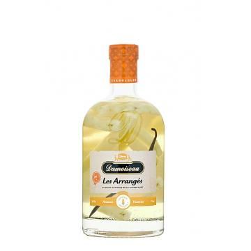 Damoiseau Les Arranges Pineapple and Vanilla Rum Liqueur