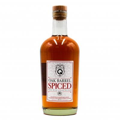 Don Q Oak Barrel Spiced Rum
