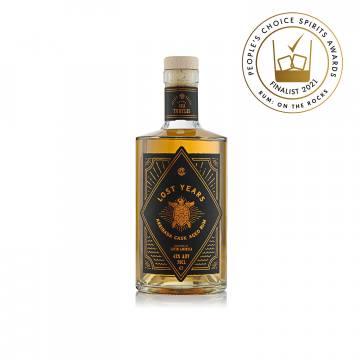 Lost Years Arribada Cask Aged Rum