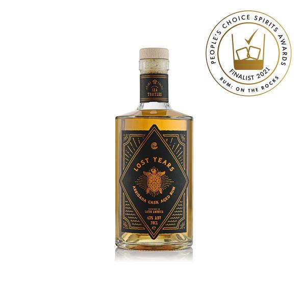 Lost Years Arribada Cask Aged Rum (70cl, 42%)
