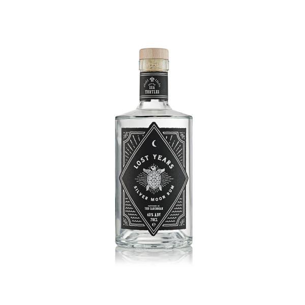 Lost Years Silver Moon Rum (70cl, 40%)
