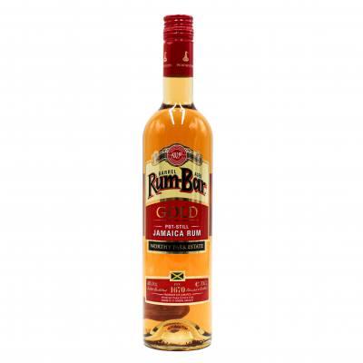 Worthy Park Rum-Bar Gold