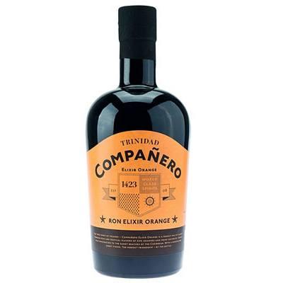 Campanero Rum Elixir Orange
