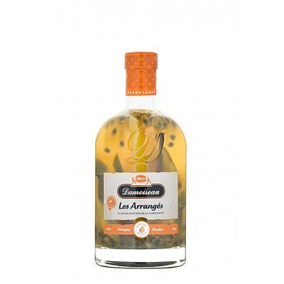 Damoiseau Les Arrangés Mango Passion Rum Liqueur