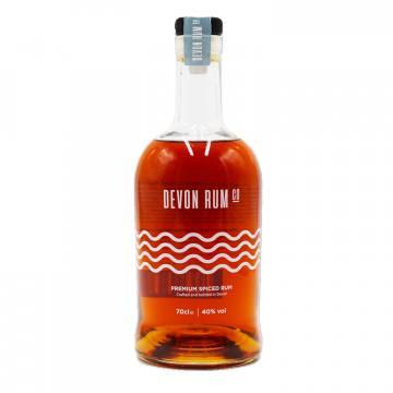 Devon Rum Co Premium Spiced Rum