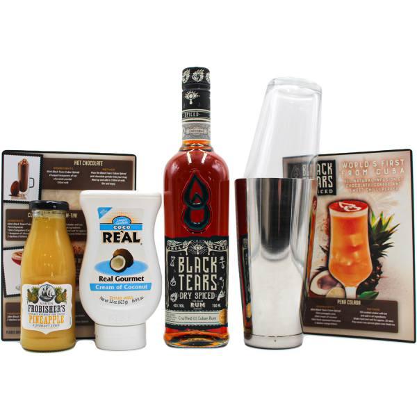Piña Colada Cocktail Kit (40%, 70cl)