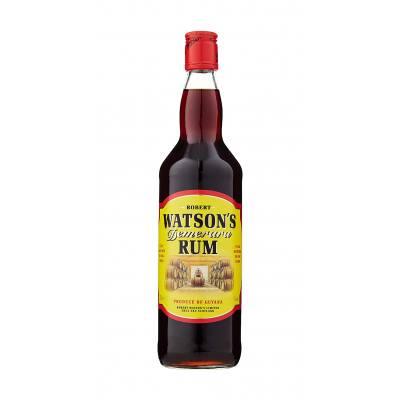 Watson's Demerara Rum