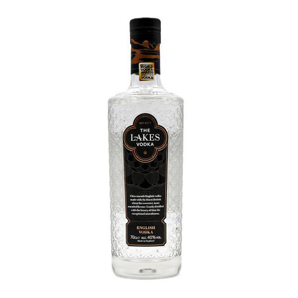 The Lakes English Vodka (40%, 70cl)