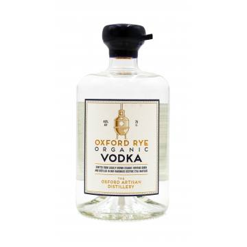 The Oxford Artisan Distillery Organic Rye Vodka