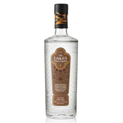 The Lakes Distillery Salted Caramel Vodka Liqueur
