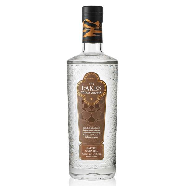 The Lakes Distillery Salted Caramel Vodka Liqueur