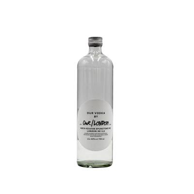 Our/London Vodka - (SOLD OUT)
