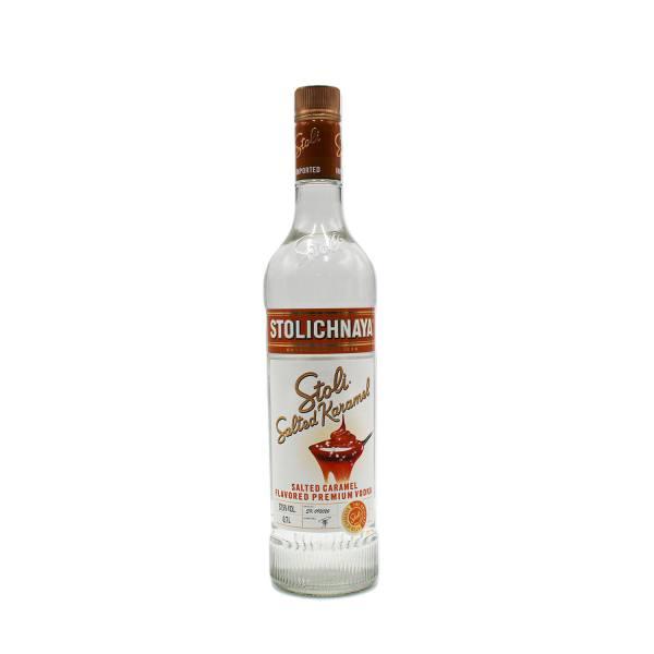 Stolichnaya Salted Karamel Vodka