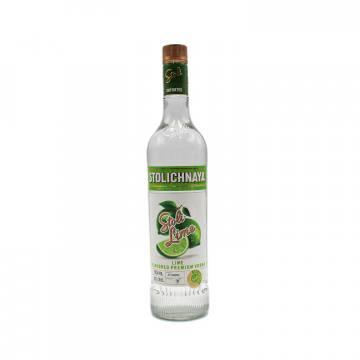 Stolichnaya Lime Vodka