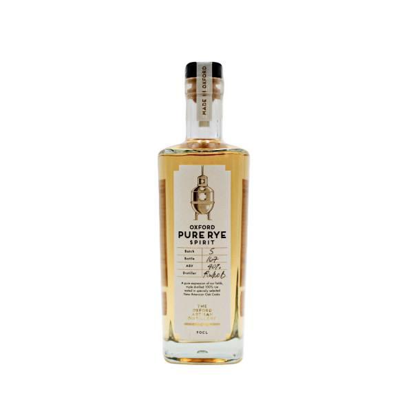 The Oxford Artisan Distillery  Pure Rye Spirit (40%, 70cl)
