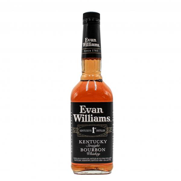 Evan Williams Black Label Bourbon (43%, 70cl)