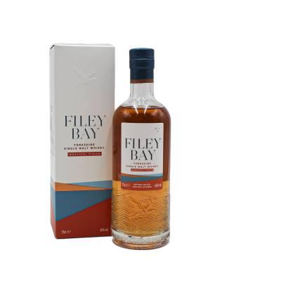Filey Bay Moscatel Cask Finish Whisky