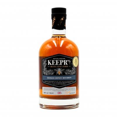 Keepr's Smoked Honey Bourbon