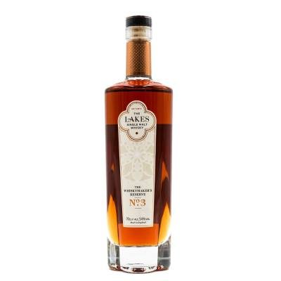 The Lakes Distillery Single Malt Whiskymaker's Reserve No.3 - SOLD OUT