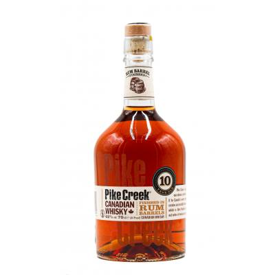 Pike Creek 10 Year Old Canadian Whiskey