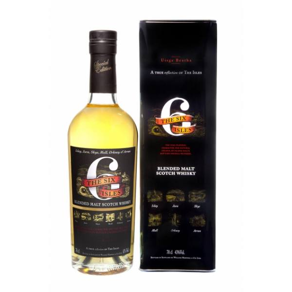 The Six Isles Blended Malt Scotch Whisky