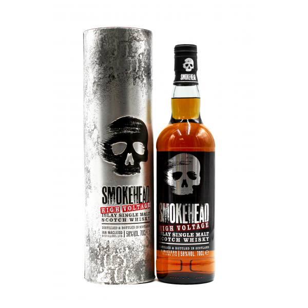 Smokehead High Voltage Islay Single Malt Scotch Whisky