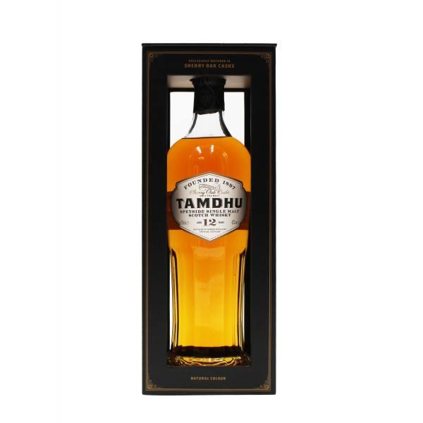 Tamdhu 12 Year Old Speyside Single Malt Scotch Whisky
