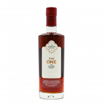The Lakes Distillery - The One Sherry Cask Finish