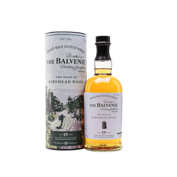 Balvenie 19 Year Old - The Edge of Burnhead Wood (48.7%, 70cl)