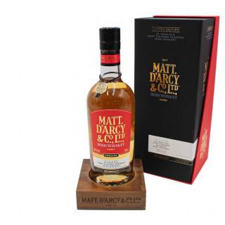 Matt D'arcy & Co. 10 Year Old Blended Irish Whisky