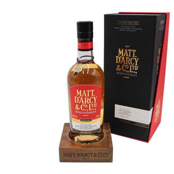 Port Finished Blended Irish Whisky
