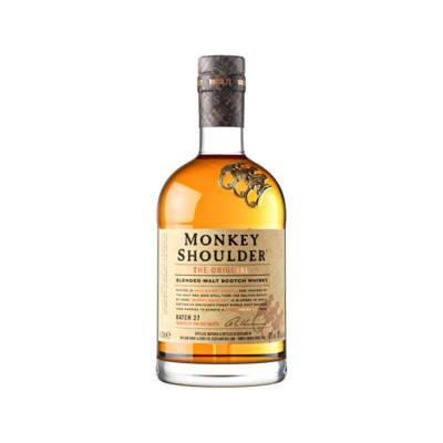 Monkey Shoulder Blended Malt Whisky