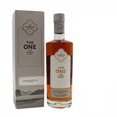 The Lakes Distillery - The One Fine Blended Whisky