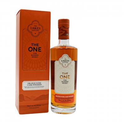 The Lakes Distillery - The One Orange Wine Cask Finish